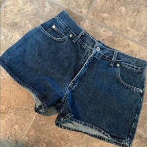 Vintage jean high rise.   Rise 12 in